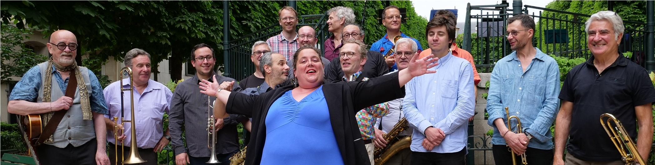 Le Big Band du 15eme arrondissement